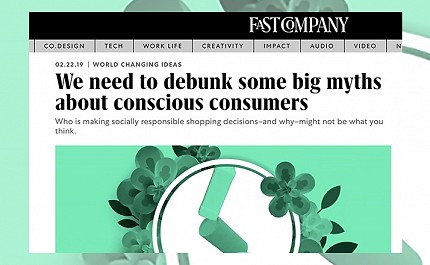 Debunking Myths in Conscious Consumerism via Fast Company